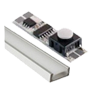 Aluminium profiles for LED strips
