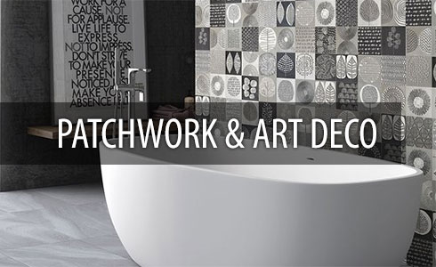Patchwork & Art Deco