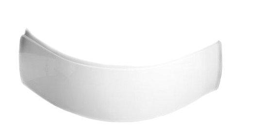 Panel čelní k hluboké vaničce 90x90cm, výška 37,5cm, bílá
