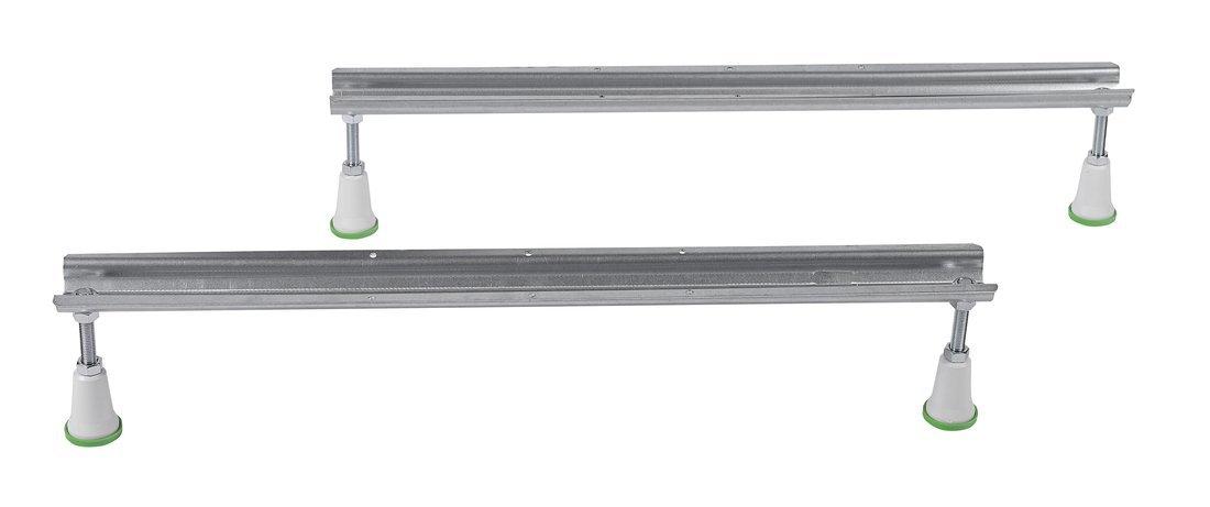Podstavec k akrylátové vaně Polysan, L-515/745 mm, pár