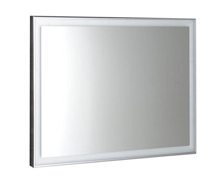 LUMINAR LED podsvícené zrcadlo v rámu 700x500mm, chrom