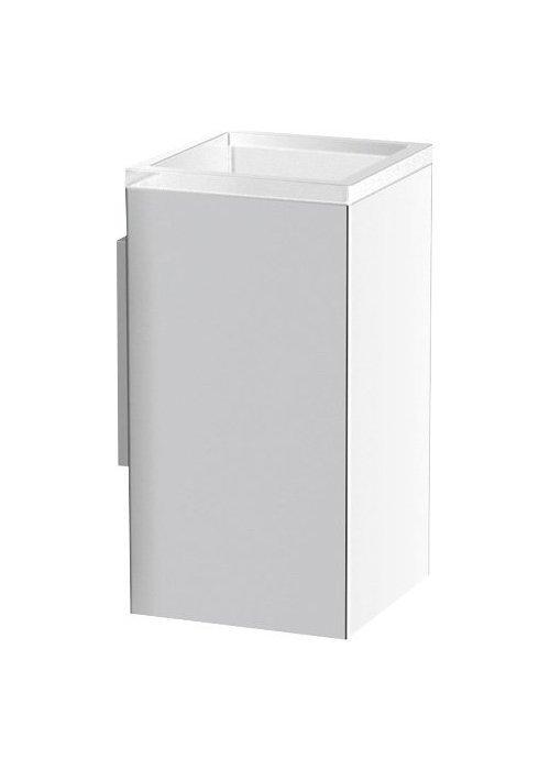 QUELLA sklenka, systém uchycení Lift a Clean, chrom