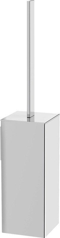 QUELLA WC štětka závěsná, systém uchycení Lift a Clean, chrom