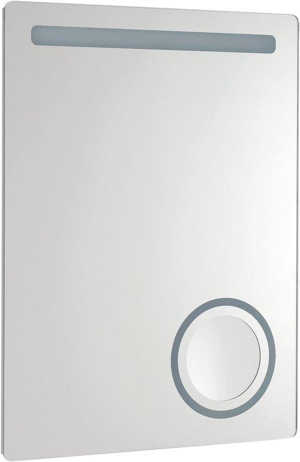 ASTRO LED podsvícené zrcadlo 600x800mm, kosmetické zrcátko