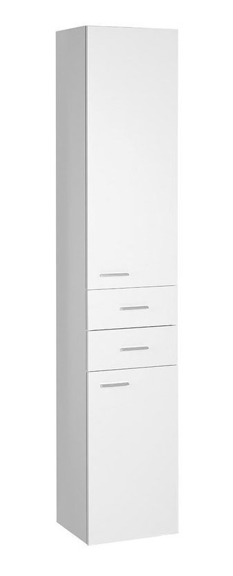 ZOJA/KERAMIA FRESH skříňka vysoká 35x184x29cm, bílá