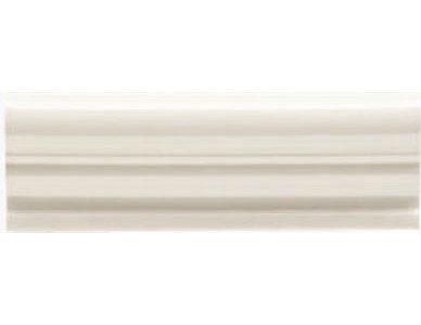 BOISERIE TORO Bianco Matt 6,5x20