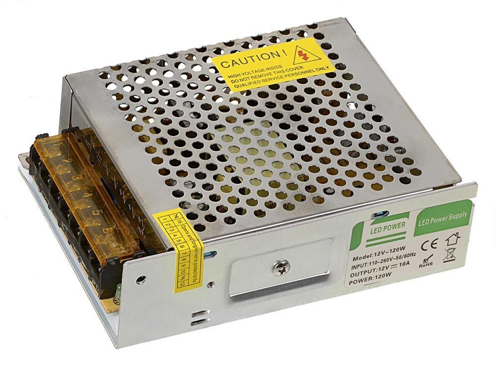 Napájecí zdroj 120W, 230/12V, IP20