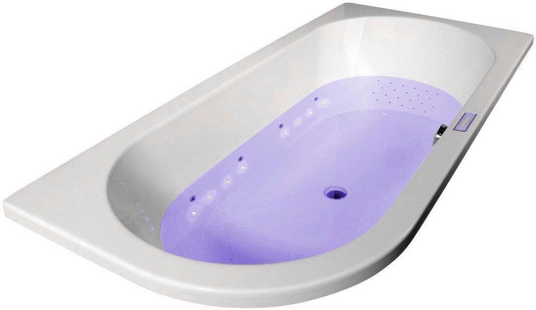 CHROMO PLANE vnitřní bodové barevné osvětlení vany, 16 RGB LED diod