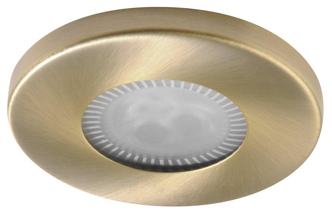 MARIN podhledové svítidlo, 35W, 12V, bronz