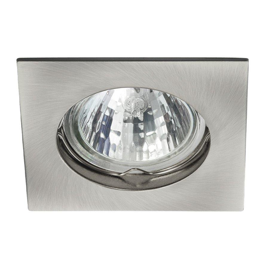 NAVI podhledové svítidlo, 50W, 12V,satenový nikl