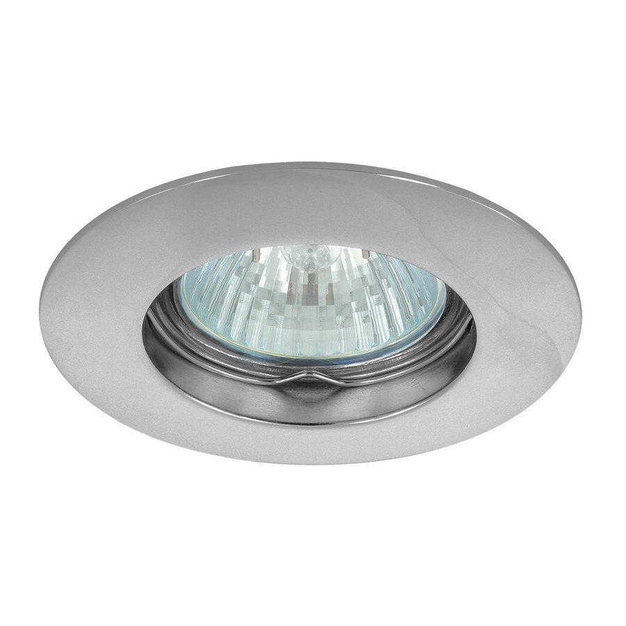 LUTO podhledové svítidlo, 50W, 12V, chrom