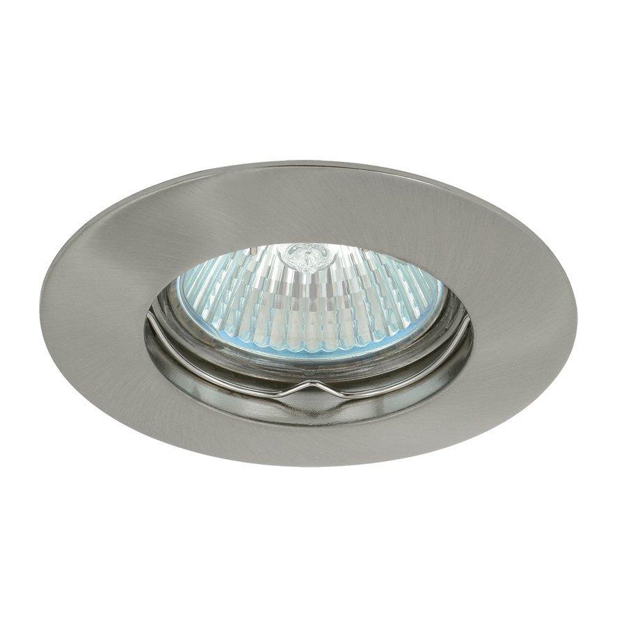 LUTO podhledové svítidlo, 50W, 12V, matný chrom