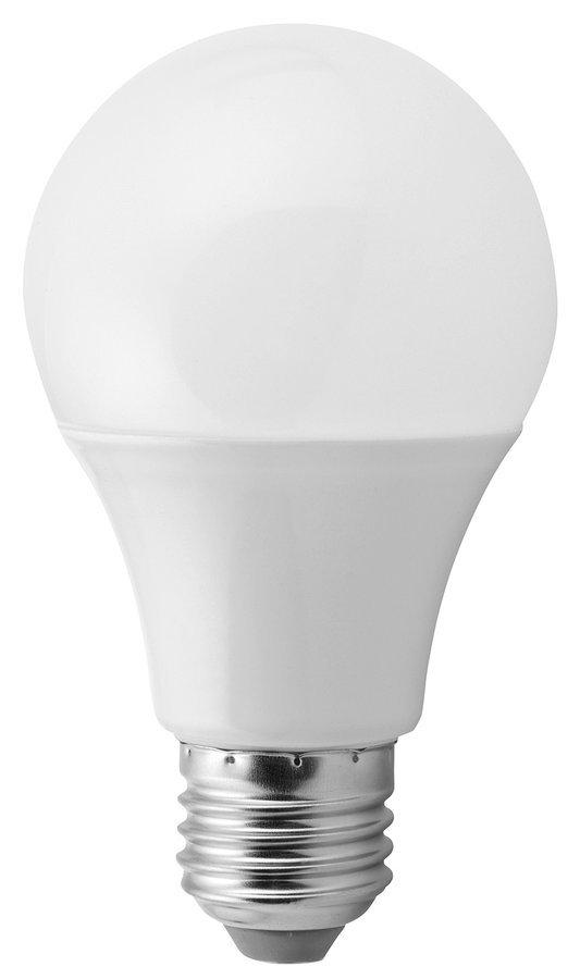 LED žárovka 9W, E27, 230V, teplá bílá, 680lm