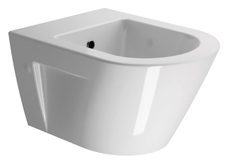 NORM bidet závěsný, 50x36 cm, bílá ExtraGlaze