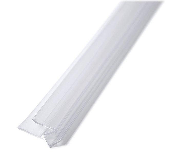 LEGRO-ONE těsnění spodní pro rovné sklo 6mm, délka 1000mm