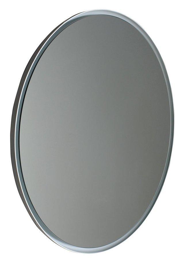 FLOAT kulaté LED podsvícené zrcadlo, průměr 600mm, bílá