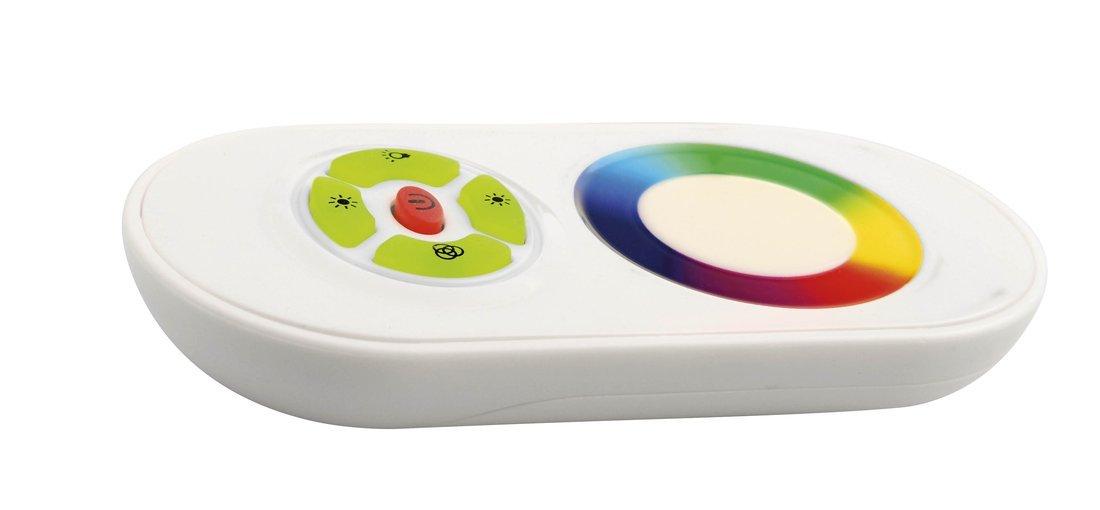 Řídící jednotka RGB s dotykovým dálkovým ovladačem