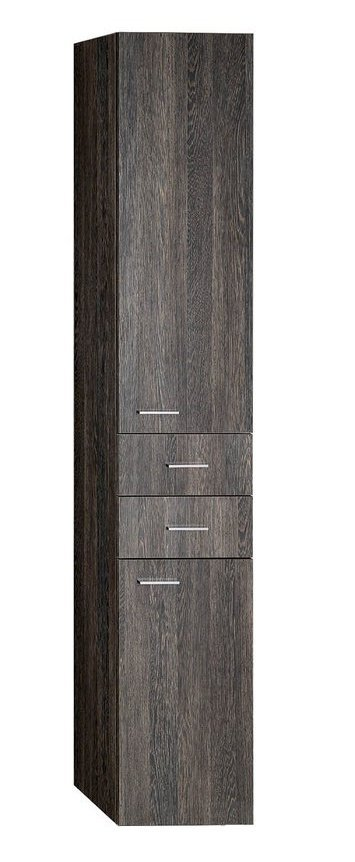 ZOJA/KERAMIA FRESH skříňka vysoká 35x184x29cm, mali wenge
