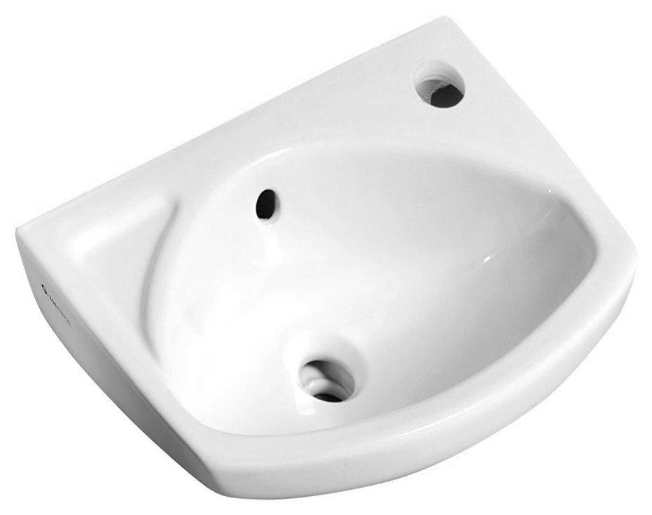 Keramické umyvadlo 35x28cm