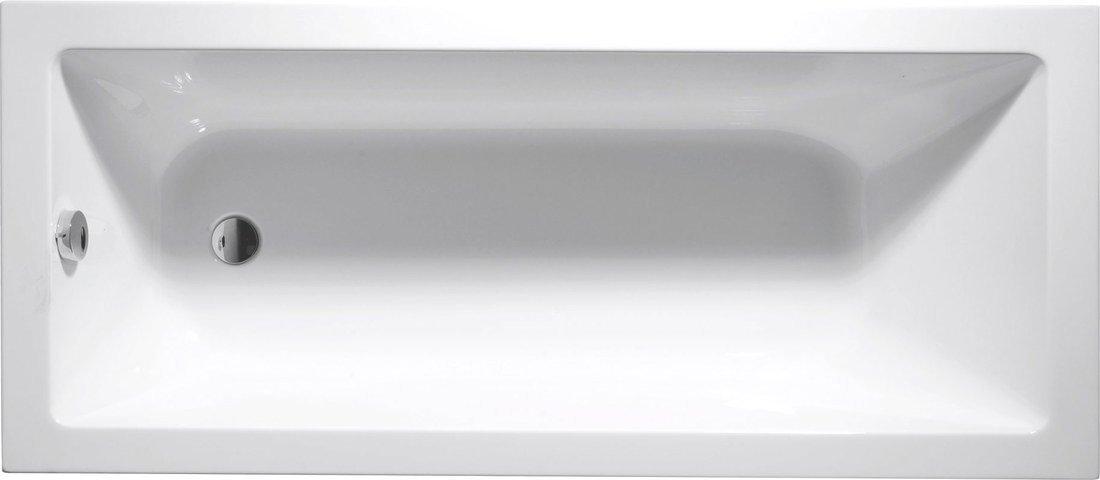 DOUBRAVA obdélníková vana 170x70x42cm, bílá