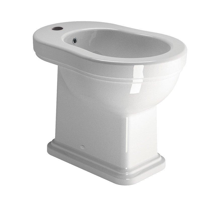 CLASSIC bidet, 37x54 cm, bílá ExtraGlaze