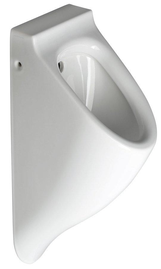 AQUATECH urinál 21x53,5x30cm, včetně sifonu a upevňovací sady