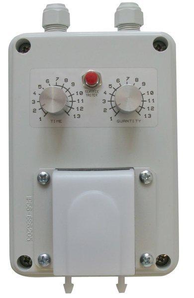 P2AR Dávkovač roztoku s elektronickým řízením