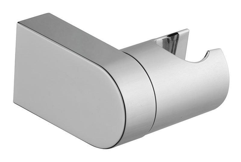 Držák sprchy, otočný, ABS/chrom