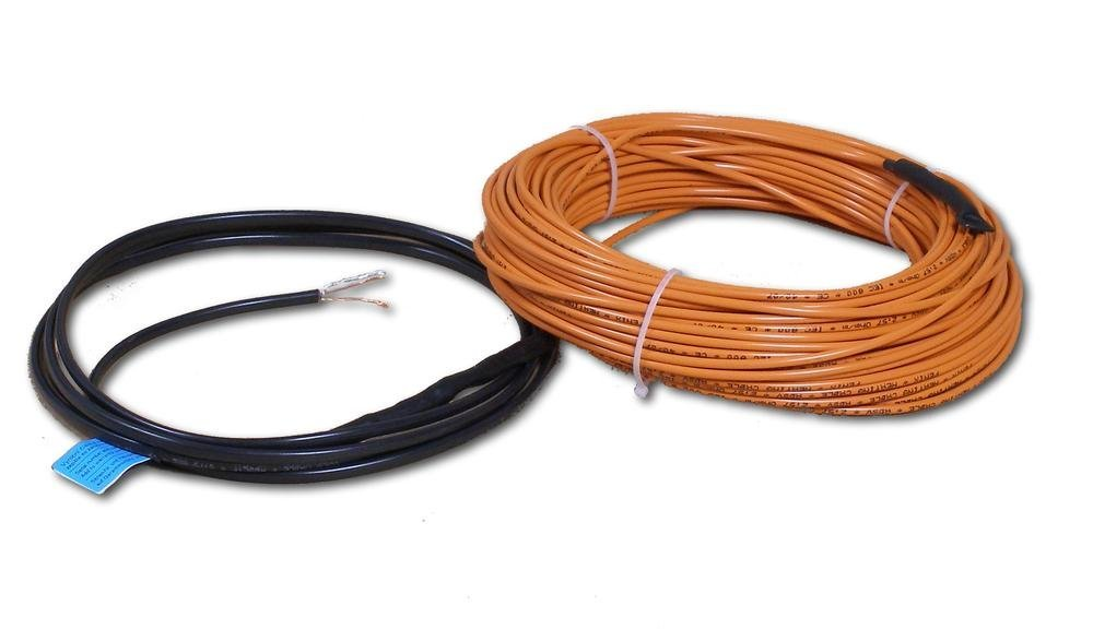 WARM TILES topný kabel do koupelny 3,8-4,6m2, 600W