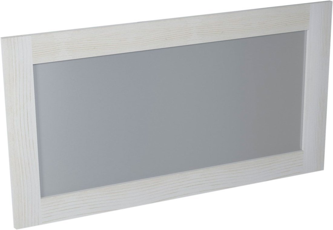 BRAND zrcadlo 1300x700x20mm, starobílá