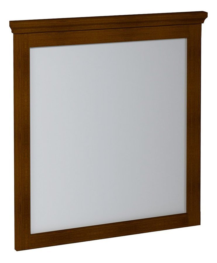 CROSS zrcadlo 700x800x35mm, mahagon