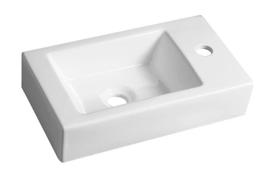 MELINDA keramické umývátko 46x11x26 cm