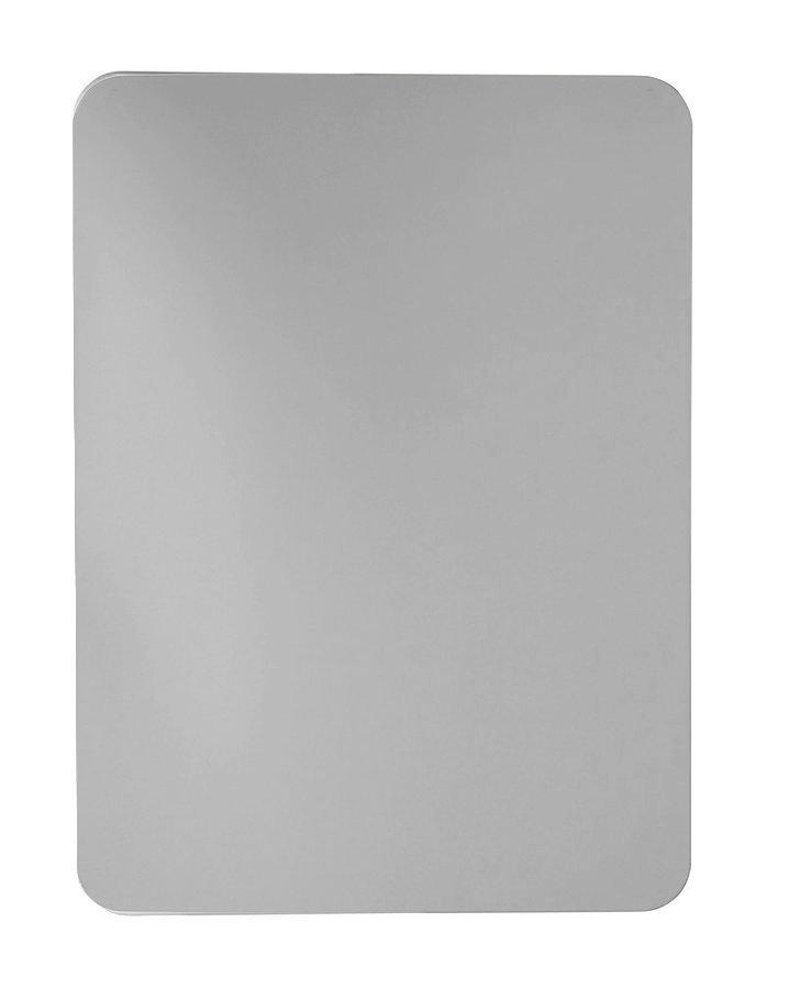 ISHAPE zrcadlo 500x700mm, zakulacené rohy, bez úchytu