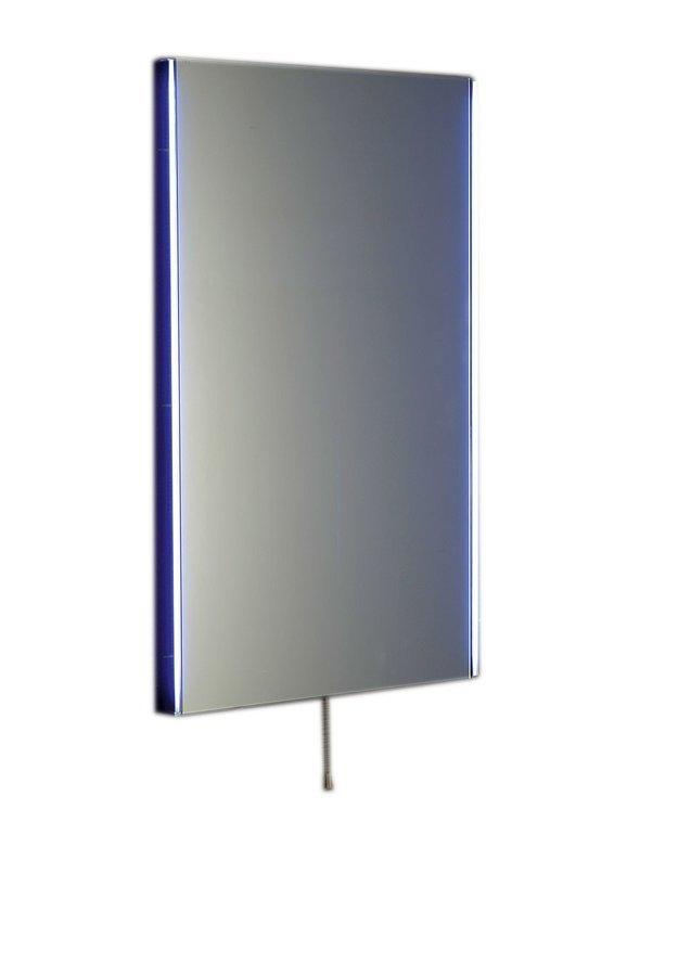 TOLOSA LED podsvícené zrcadlo 500x800mm, chrom