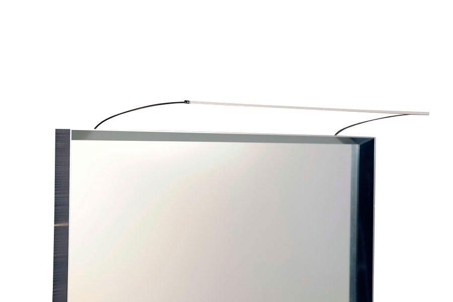 TREX LED nástěnné svítidlo 102cm 15W, hliník