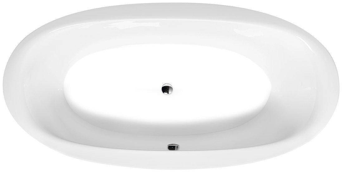 STADIUM oválná vana 190x95x46cm, bílá