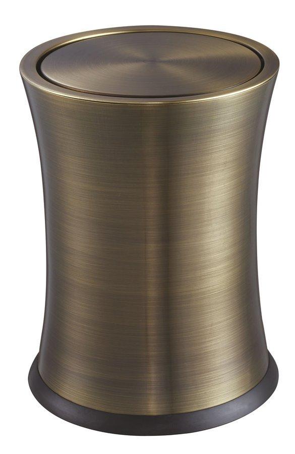 ROOM odpadkový koš, bronz