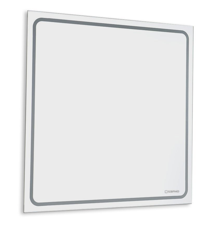 GEMINI LED podsvícené zrcadlo 550x550mm