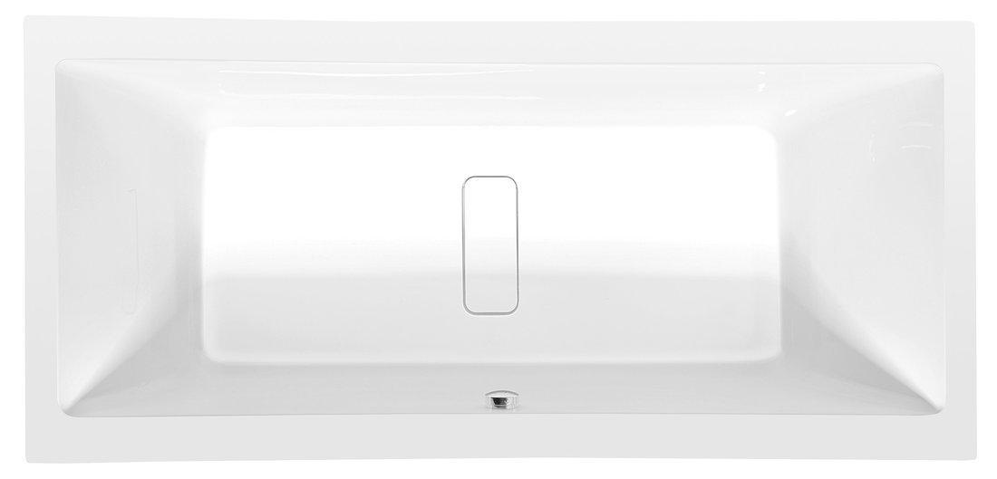 MARLENE obdélníková vana 180x80x48cm, bílá