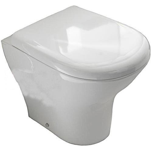 AQUATECH WC mísa 36,5x42x55cm, spodní/zadní odpad