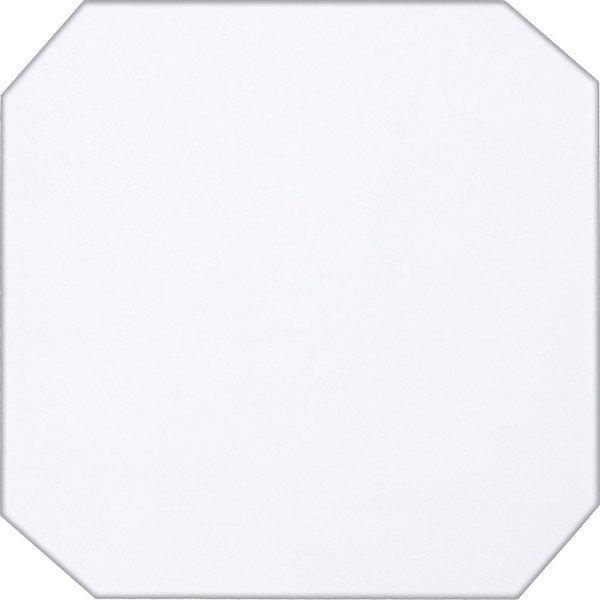 PAVIMENTO Octogono blanco 15x15 (1bal=1m2)