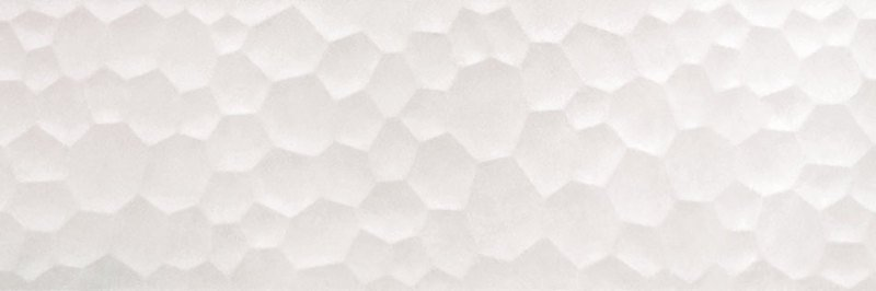 UNIK R90 Bubbles white matt (bal.= 1,08m2)