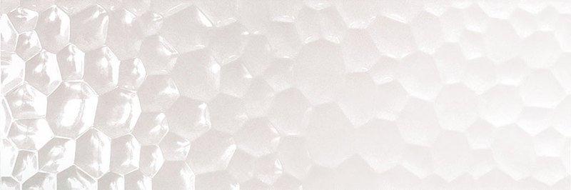 UNIK R90 Bubbles white glossy (bal.= 1,08m2)