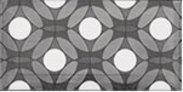 METRO Patchwork B&W 7,5x15 (EQ-10D) (1bal=0,136m2)