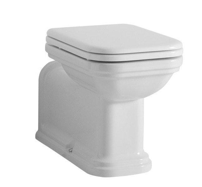 WALDORF WC mísa 37x42x65cm, spodní/zadní odpad