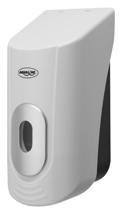 Dávkovač tekutého mýdla na zavěšení 400ml, bílý