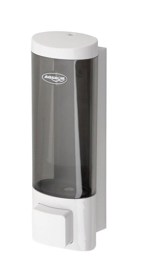 Dávkovač tekutého mýdla na zavěšení 200ml, bílý