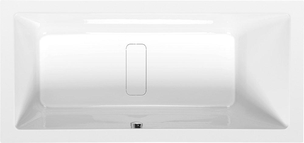 MARLENE obdélníková vana 170x80x48cm, bílá