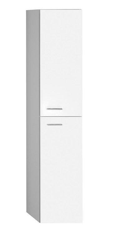 ZOJA/KERAMIA FRESH skříňka vysoká 30x140x25cm, bílá