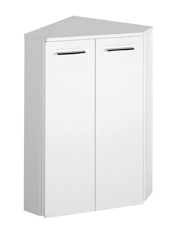 ZOJA/KERAMIA FRESH skříňka rohová 35x78x35cm, bílá